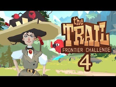 Прохождение THE TRAIL: FRONTIER CHALLENGE #4 - ОДЕЖДА СВОИМИ РУКАМИ!