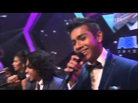 2012 ABU TV SONG FESTIVAL - Heal The World (Hafiz, TVXQ, Perfume, Taufik Batisah, etc)