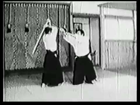 Morihiro Saito Sensei Master of Iwama Aikido