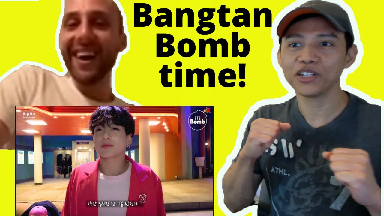 [BANGTAN BOMB] How to Stay Warm on the Set - BTS (방탄소년단) - Reaction Video by Reactions Unlimited