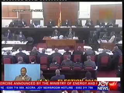 JOY NEWS @ 8 (29TH MAY 2013)