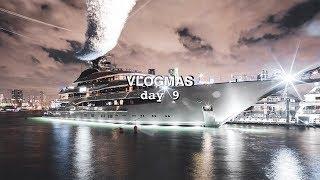 VLOGMAS 2018 DAY 8 • Boat Party | Four Seasons Pop Down Miami