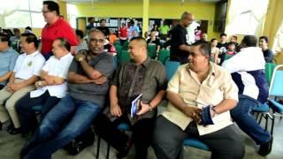 SMK LA SALLE PJ Appreciation Day The Projector Project 220717  Video by jonah foo 019-2238220