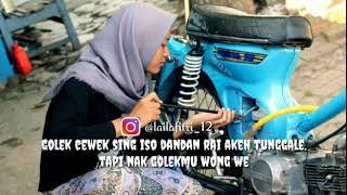 Gambar cover Story wa Rembulan cewek c70!!