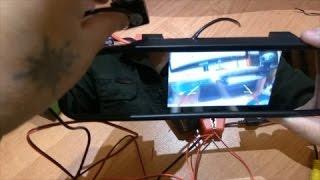 Камера заднего вида из Китая,обзор и подключение.