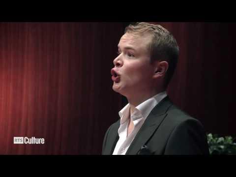 David Fischer  Voice finalist 2016