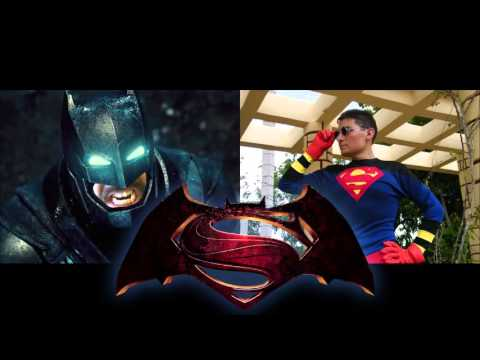 Batman v Superman Dawn of Justice - PODCAST (ft. The Film Renegado)