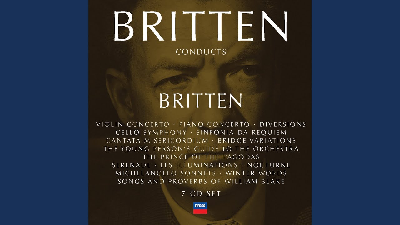 britten winter words op 52 before life and after youtube