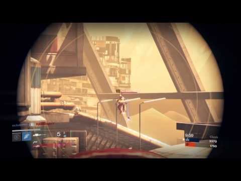 Destiny Sniper Montage  Boom! Headshot! Original Mix