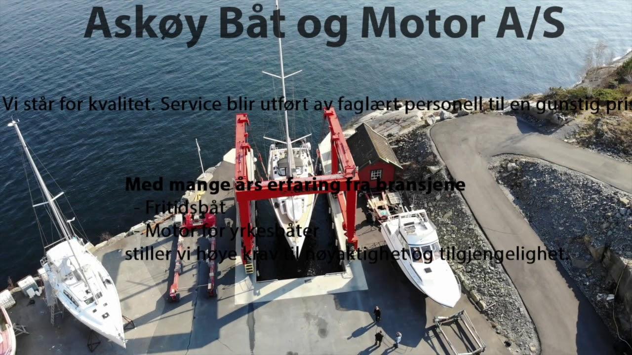 Båt Askøy