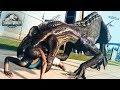 Jurassic World Evolution - INDORAPTOR BREAKS OUT, FALLEN KINGDOM DLC - JWE Gameplay