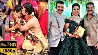 Myna Nandhini Yogesh Wedding Video HD| TamilCineChips