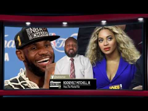 6dd4540c64e0 Beyonce LeBron James Jay-Z Savannah Sharon Reed In Between the ...