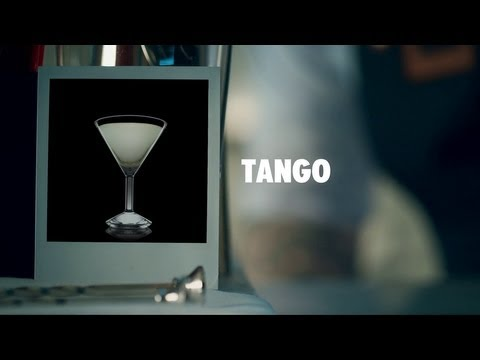 TANGO DRINK RECIPE - HOW TO MIX