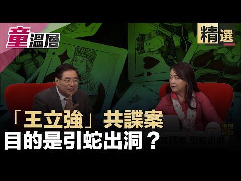 童温层:「王立强」共谍案,目的是引蛇出洞?|(精选版)|2019.11.29