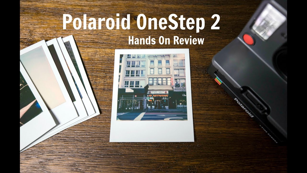 3ffd58aec9e3 Polaroid OneStep 2 Review Hands On with i-Type Film In NYC: Polaroid Is Back