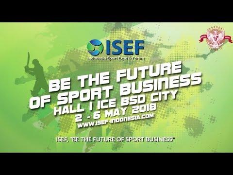 Hadirilah Indonesia Sport Expo Forum Terbesar dan Pertama di Indonesia!