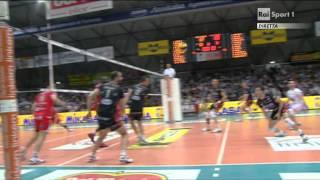 28-04-2013: Azione pazzesca chiusa da Trento in gara2 finale