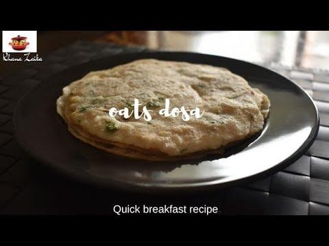 oats-dosa-|-oats-dosa-recipe-|-instant-oats-dosa-recipe