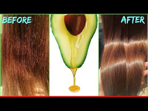 10 WAYS TO USE AVOCADO OIL FOR HAIR, SKIN and NAILS!│BEST BEAUTY OIL FOR HAIR GROWTH AND SMOOTH SKIN