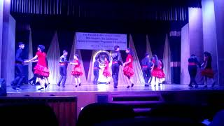 Despacito salsa dance | Best  performance by PPS students | Choreograph By Aman Saini