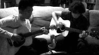 Jack Johnson and Ben Harper-With My Own Two Hands (Cover) ft. Alex Galiatsatos