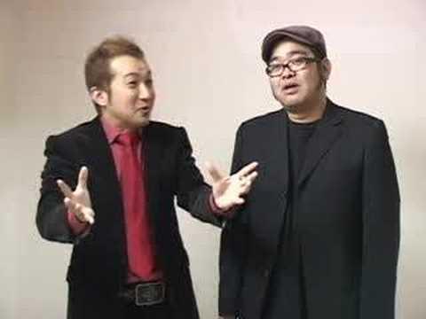 矢野・兵動 LIVE STAND 08出演決定! - YouTube