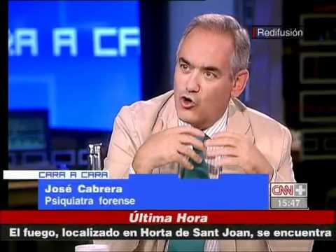 Cara a cara con José Cabrera (24_07_2009) - YouTube