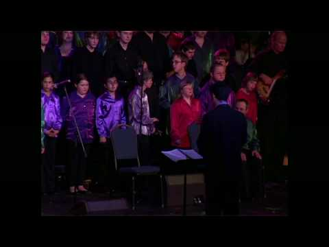 Sing For Life - Tutti Ensemble at Mission Ignition 2008