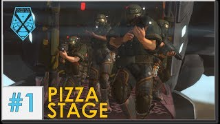 Xcom: War Within - Live And Impossible S2 #1: Pizza Stage