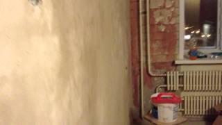 Закончили наносить бетоноконтакт на стены объект Дубравная 17(, 2014-12-01T11:02:50.000Z)