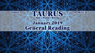 TAURUS | The Glass Was NEVER Half Empty! Jan 2019 Love, Spiritual, & General Tarot Reading