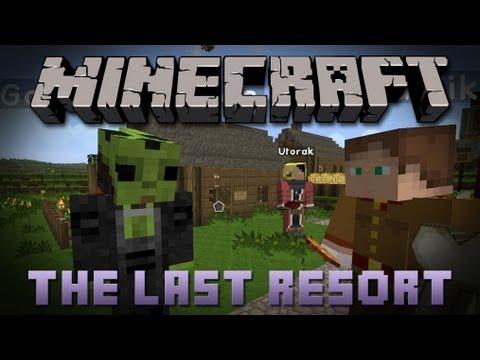 Epic Introduction (Minecraft: The Last Resort)