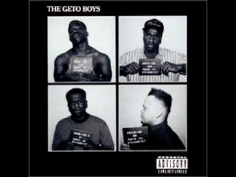 Geto Boys - My Mind is Playing Tricks on Me