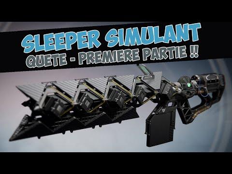 [DESTINY] SLEEPER SIMULANT PARTIE 1 - ESPRIT DORMANT - QUÊTE EXOTIQUE FR