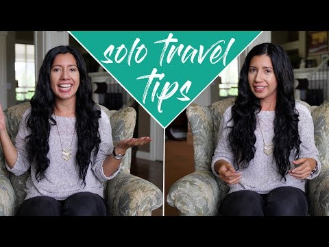 TIPS FOR THE SOLO FEMALE TRAVELLER ..Fridays with Fel..