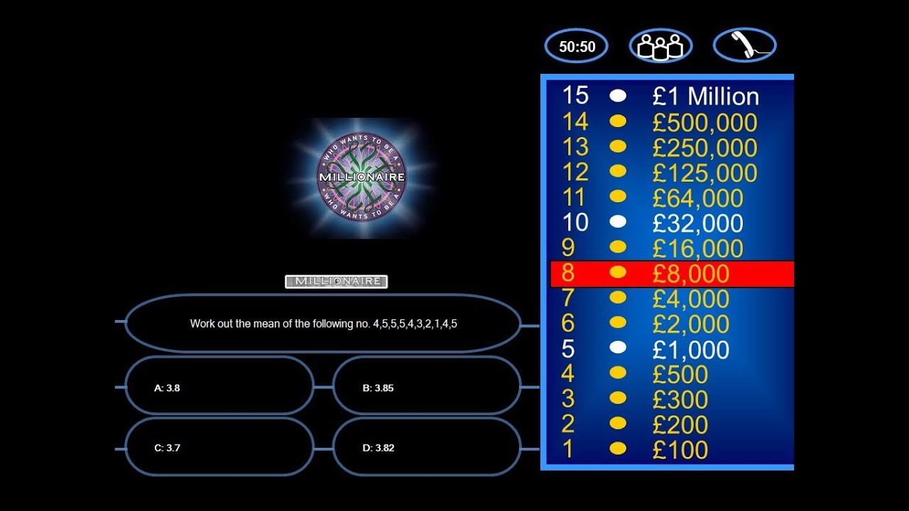 How to Create Who Wants To Be A Millionaire in Visual Basic.Net - Tutorial 3