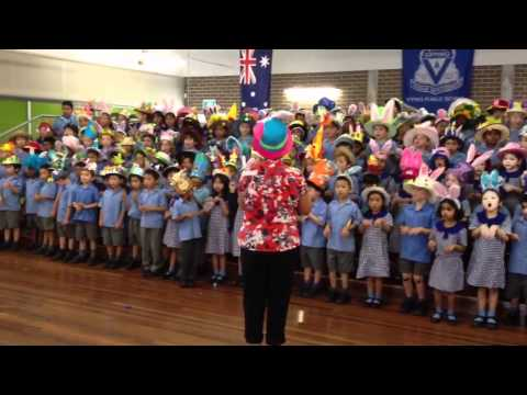 Epping Public School Easter 2012