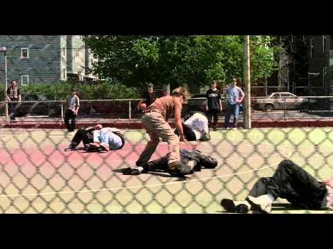 Good Will Hunting - Basketball Fight Scene