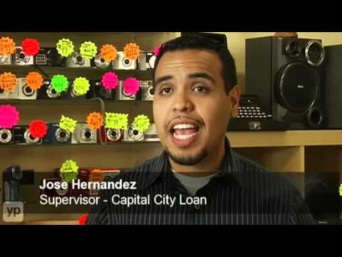 Capitol City Loan and Jewelry Sacramento CA Pawn Shop