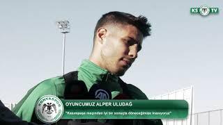 Oyuncumuz Alper Uludağ \