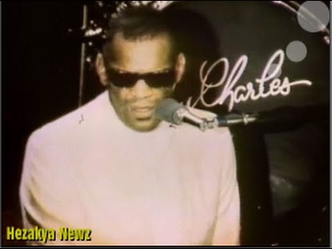 """1968 CBS NEWS SPECIAL REPORT: """"BLACK AMERICA... BODY AND SOUL""""(STARRING..RAY CHARLES)"""