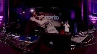DJ K-Swizz vs Graded (Kame World Classic - World Final) [360//VR]