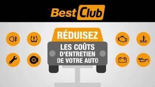BestClub, le programme de fidélité de BestDrive