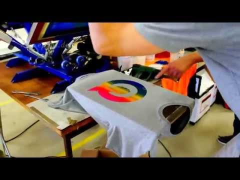 Tshirt printing in India for college events by YoungTrendz