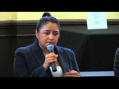 Post-Secondary Education for Indigenous Peoples Panel