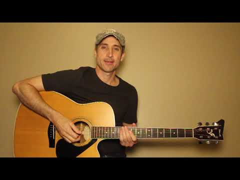 When It Rains It Pours - Luke Combs - Guitar Lesson | Tutorial