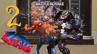 AMAZING-SPIDER-MAN-VS-VENOM-BATTLE-ROYALE-Stop-Motion-Video