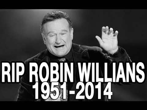 Reaction To Robin William's Death RIP 2014