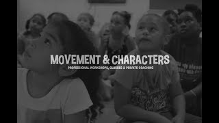 "Movement & Characters ""Cultivating Curiosity"" in NYC 